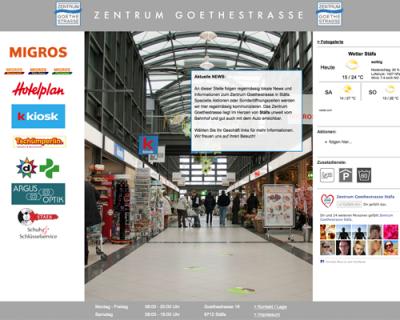 Migros Archive New Media Design Stäfa