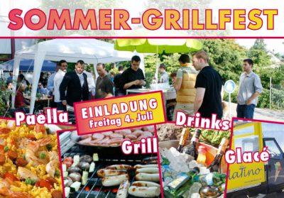 New Media & Design - Grillfest