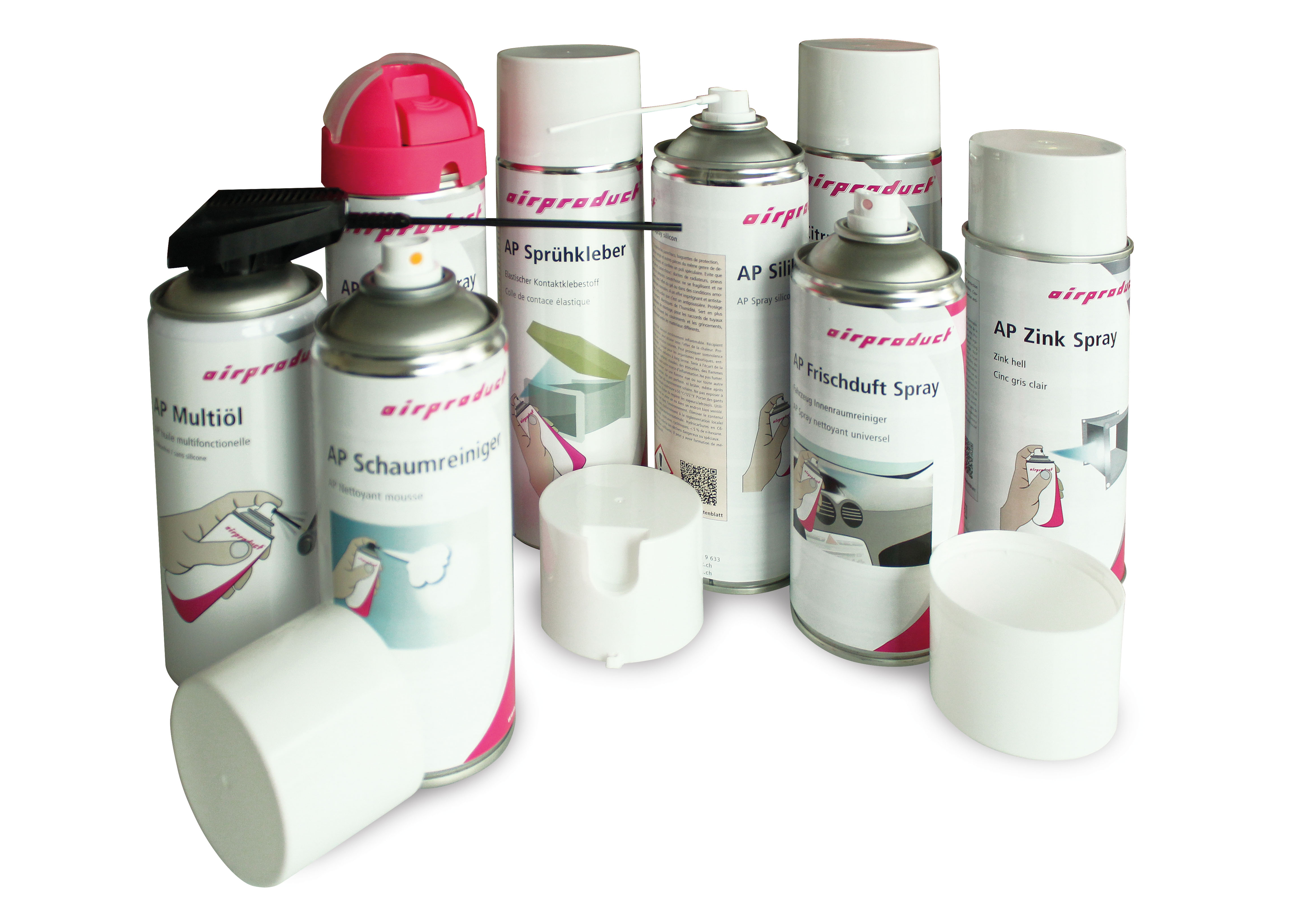 Airproduct Sprays