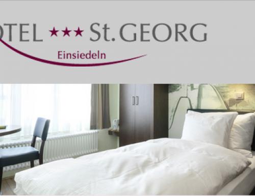 Hotel St. Georg Responsiv Webdesign