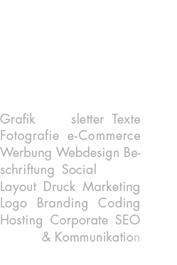 New Media & Design GmbH Retina Logo