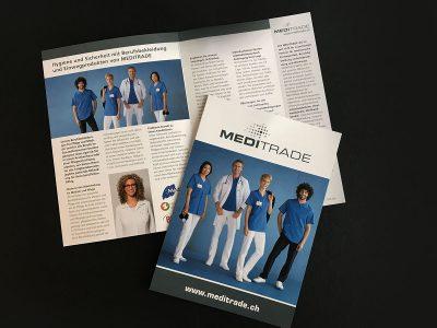 Meditrade Image Broschüre
