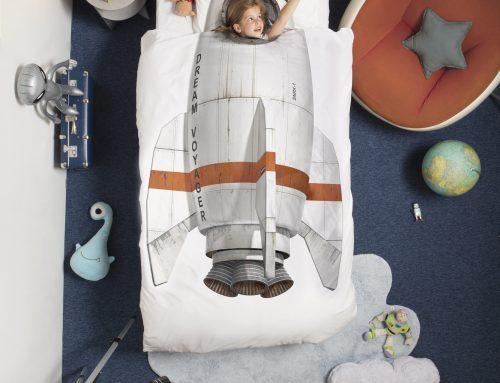 SNURK Kinder Bettwäsche