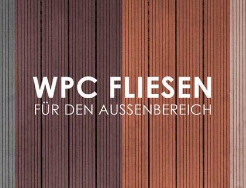 e-Commerce WPC-Terrassenfliesen