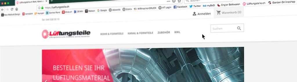 Webdesign Zürich Ihr Partner Für Ihre Webseite Oder Ihren