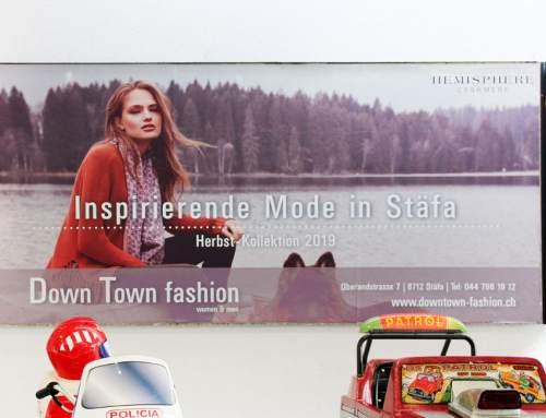 Mode Herbst Plakate