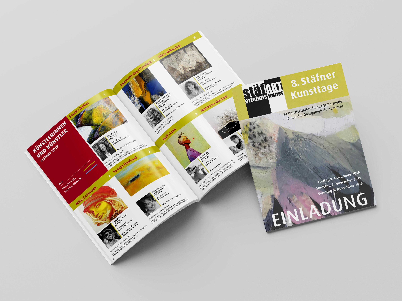 StäfArt Broschüre