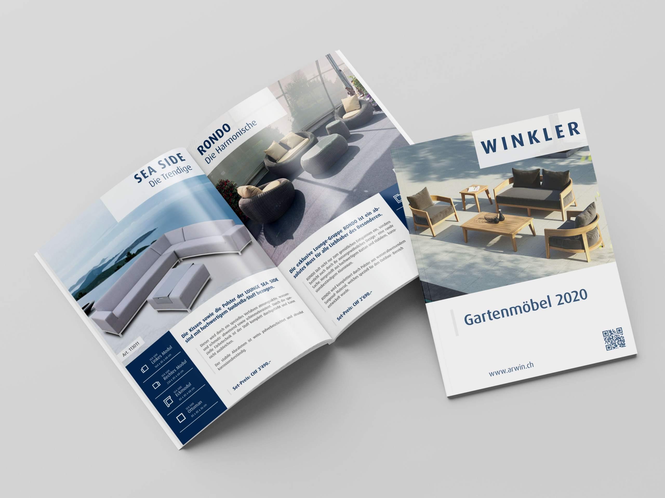 New Media & DesignWinkler Gartenmöbel