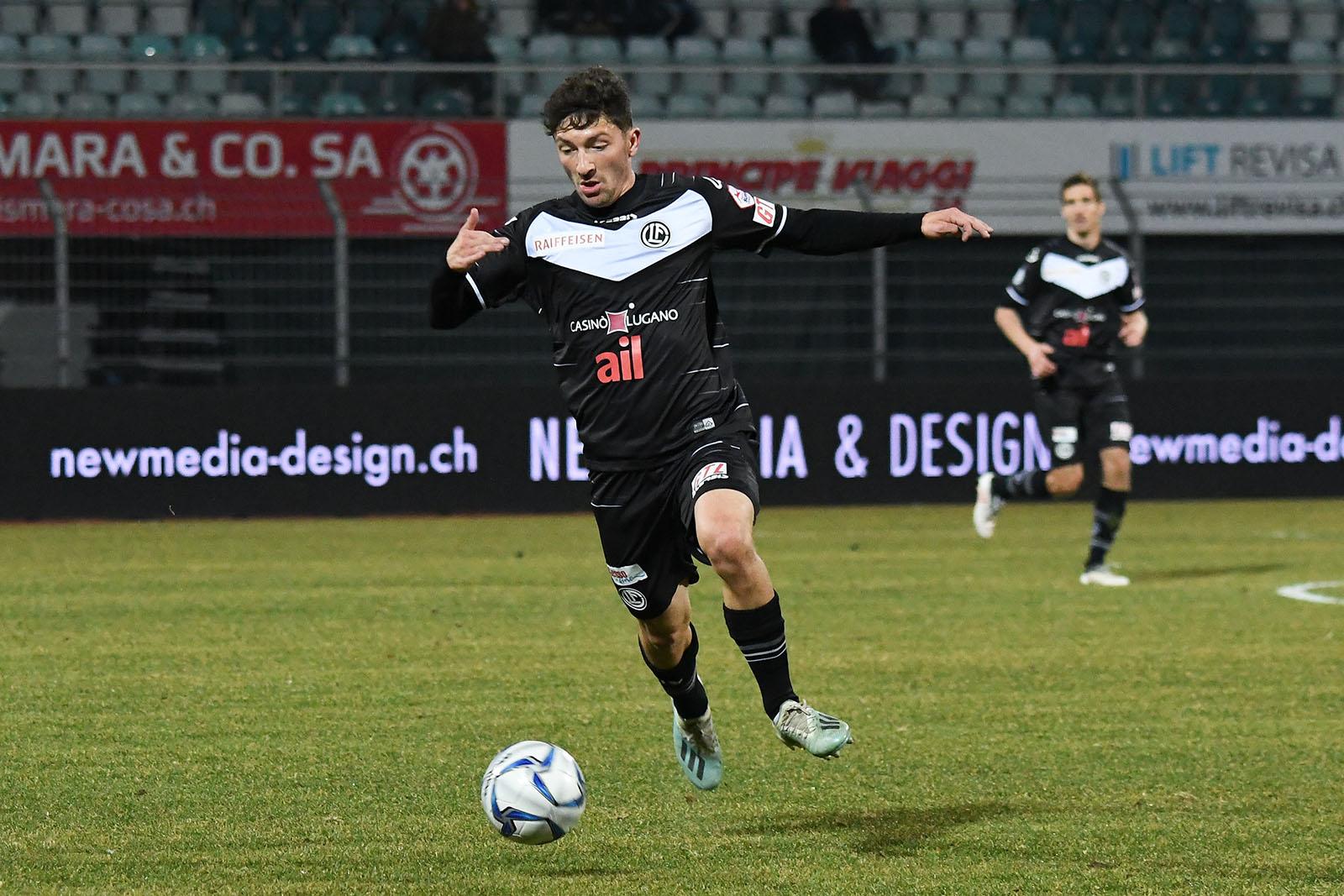 New Media & Design FC Lugano