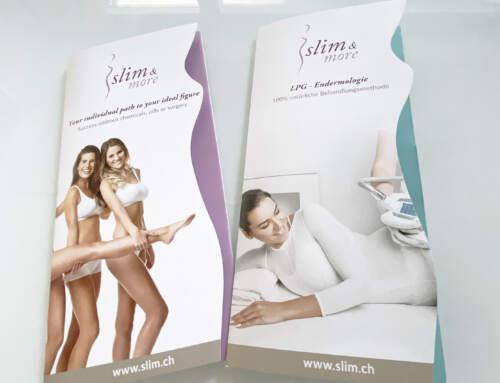 Drucksachen Slim & More