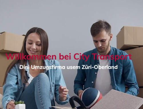 Neue Website CityTransport