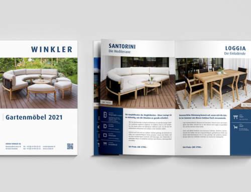 Gartenmöbel Katalog 2021