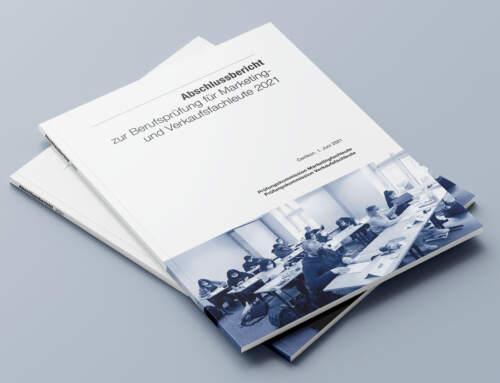 Abschlussbericht Marketing- und Verkaufsfachleute