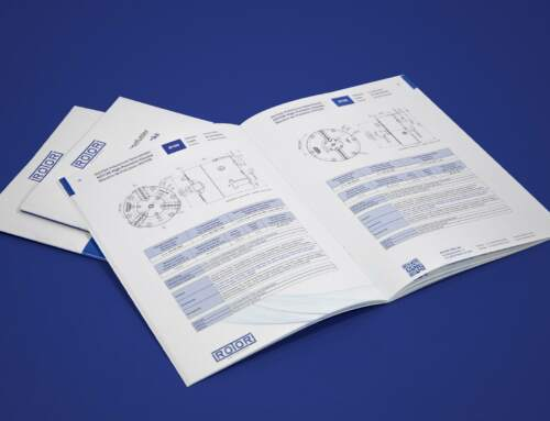 Layout Produkte-Katalog